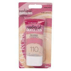 Covergirl Ready Set Gorgeous Liquid Foundation Natural