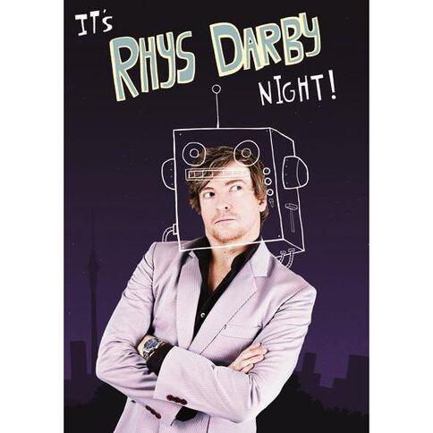 Rhys Darby Its Rhys Darby Night DVD 1Disc