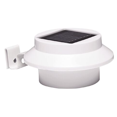 Urban Solar Gutter Light