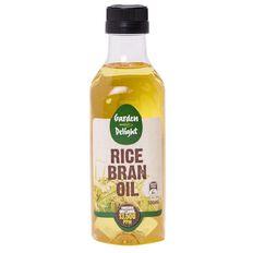 Garden Delight Rice Bran Oil 500ml