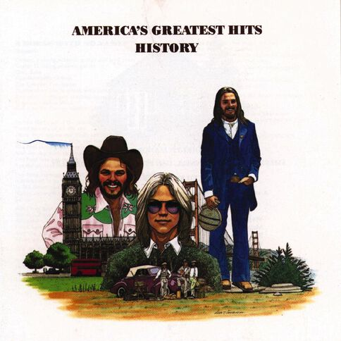 Greatest Hits CD by America History 1Disc