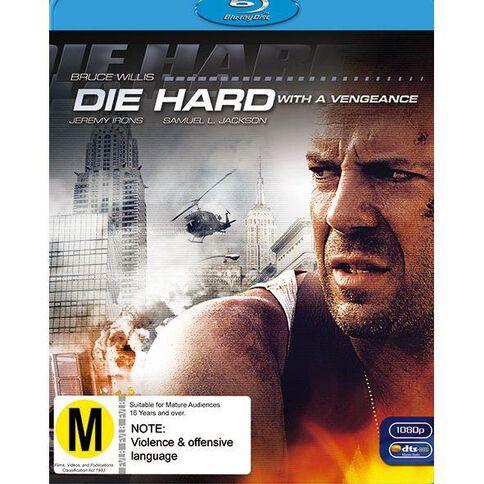 Die Hard 3 Blu-ray 1Disc