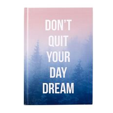 Deskwise Notebook Don't Quit A5