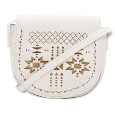 A'nD Aztec Cut Out Bag