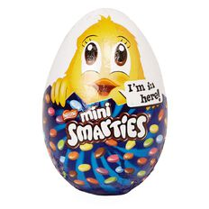 Smarties Eggs with Chick 100g