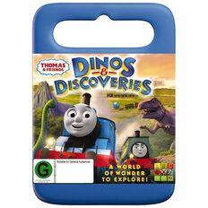 Thomas & Friends Dinos & Discoveries DVD 1Disc