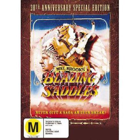 Blazing Saddles DVD 1Disc