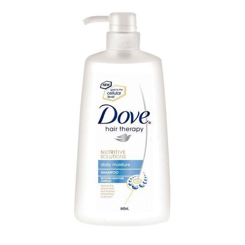 Dove Shampoo Daily Moisture 640ml