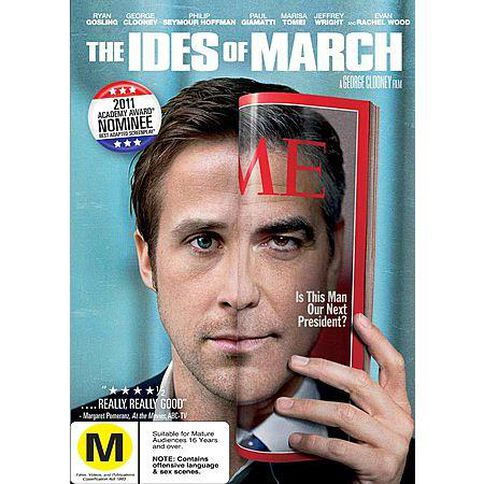 Ides of March DVD 1Disc