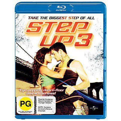 Step Up 3 Blu-ray 1Disc