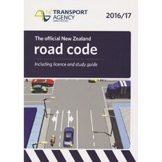 Road Code 2016/17 by NZTA