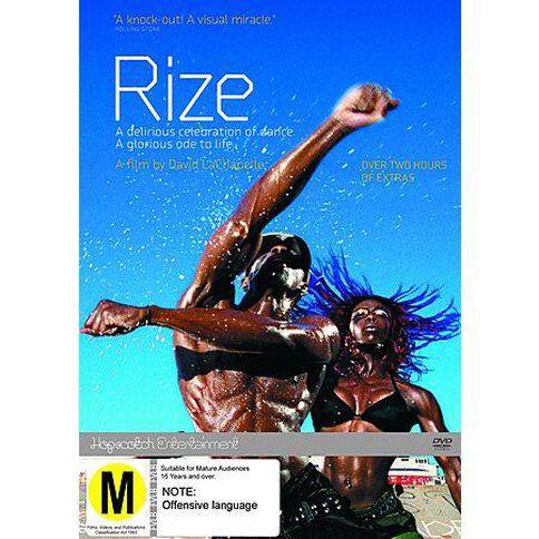 Rize DVD 1Disc