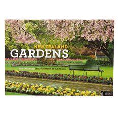 Calendar 2017 NZ Gardens Wall 317mm x 222mm