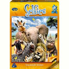 Selfies 500 Piece Puzzle Assorted
