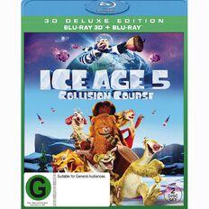 Ice Age 5 3D Blu-ray 2Disc