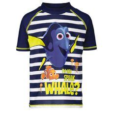 Disney Boys' Dory Speak Whale Rash Vest