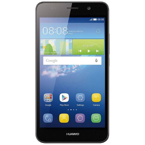 Warehouse Mobile Huawei Y6 Locked Bundle Black