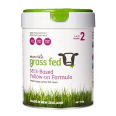 Munchkin Grass Fed Follow On Formula 6-12 Months