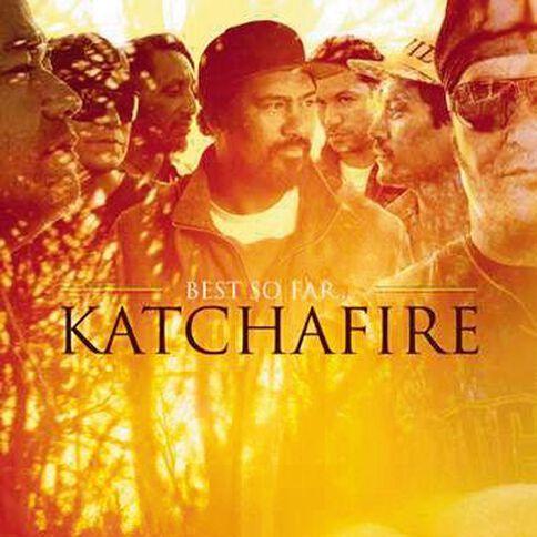 Best so far CD by Katchafire 1Disc