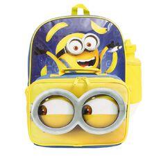 Minions Bundle Backpack Set