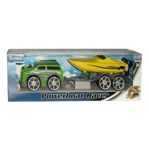 Teama Powerboat Racer 1:32 Assorted