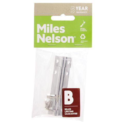 Miles Nelson Socket Bolt 8 x 75mm