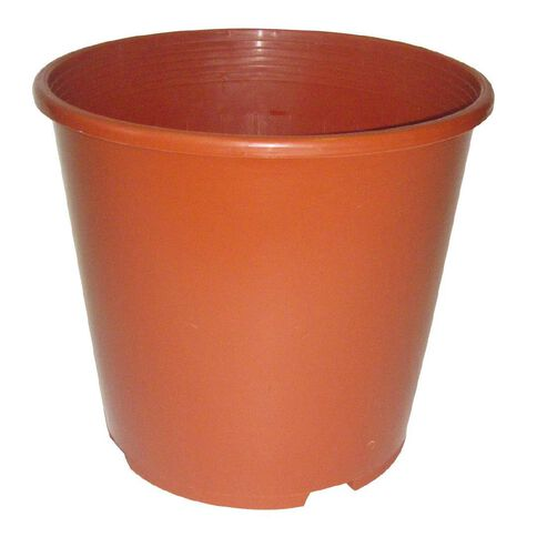 Interworld Planter Pot Terracotta 6L