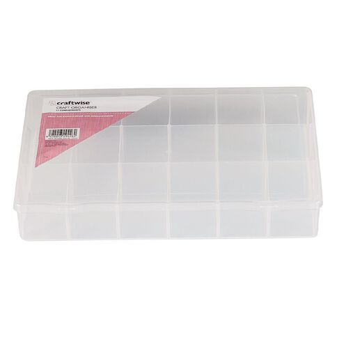 Craftwise Bead Organiser 17 Compartments