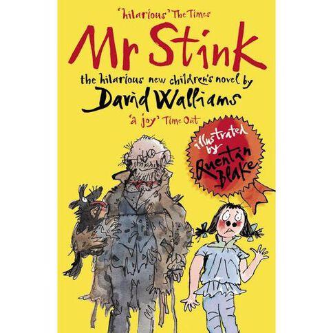 Mr Stink David Walliams