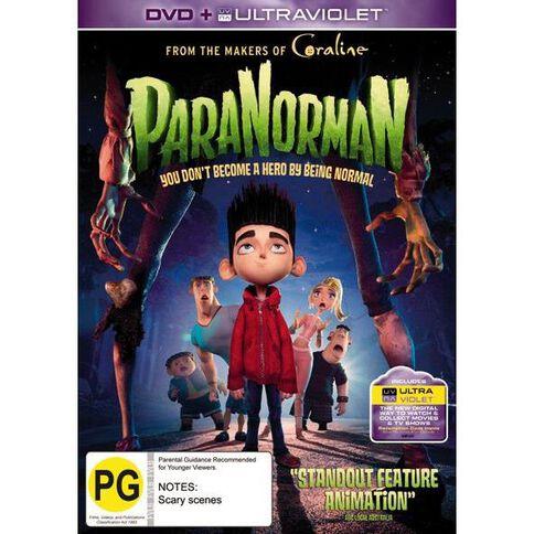 Paranorman DVD 1Disc