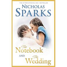 The Notebook/ The Wedding bind up by Nicholas Sparks
