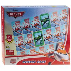 Disney Licenced Memory Game Assorted