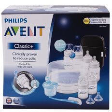 Avent Classic Bottle Feeding Set