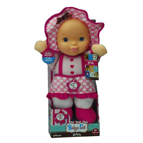 Baby's First Doll Giggles / Kisses Assorted
