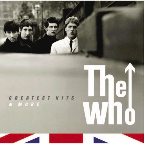 Greatest Hits & More CD by The Who 1Disc