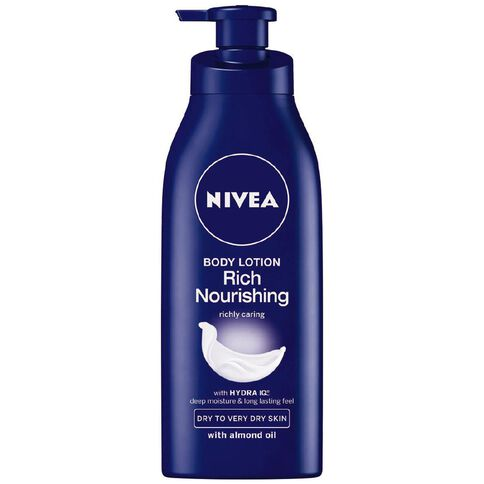 Nivea Rich Nourishing Body Lotion 400ml