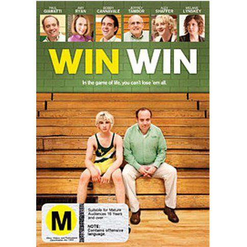 Win Win DVD 1Disc