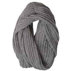 Debut Chunky Rib Snood