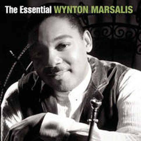 The Essential CD by Wynton Marsalis 1Disc