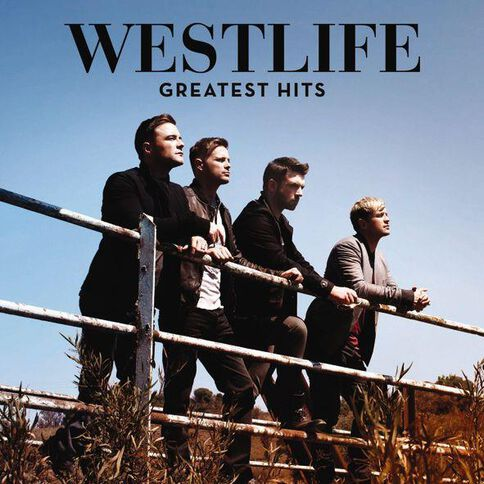 Greatest Hits CD by Westlife 1Disc