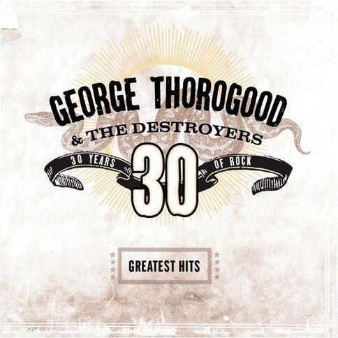 Greatest Hits CD by George Thorogood 1Disc