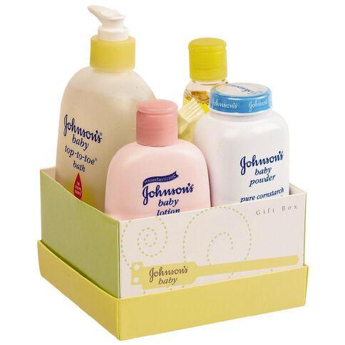 Johnson's Baby Starter Pack