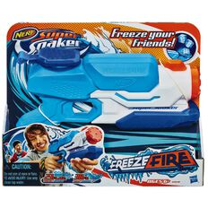 NERF Super Soaker Freeze Fire