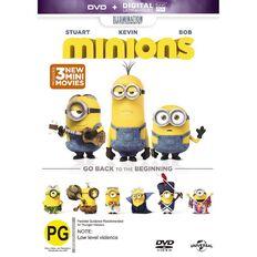 Minions DVD 1Disc