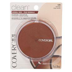 Covergirl Clean Pressed Powder Buff Beige 125