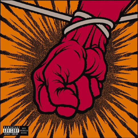 St Anger CD by Metallica 1Disc