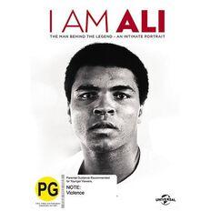 I Am Ali DVD 1Disc