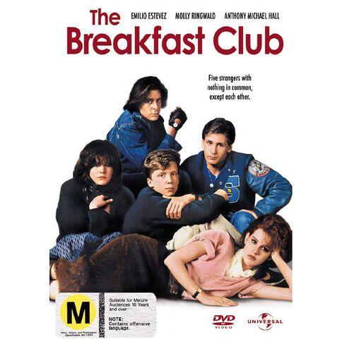 Breakfast Club DVD 1Disc