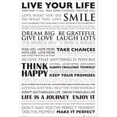 Live Your Life Poster