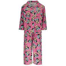 Minnie Mouse Flannelette Girls' Pyjamas
